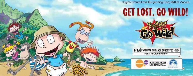 Rugrats Go Wild Rugrats Go Wild In Theaters Now