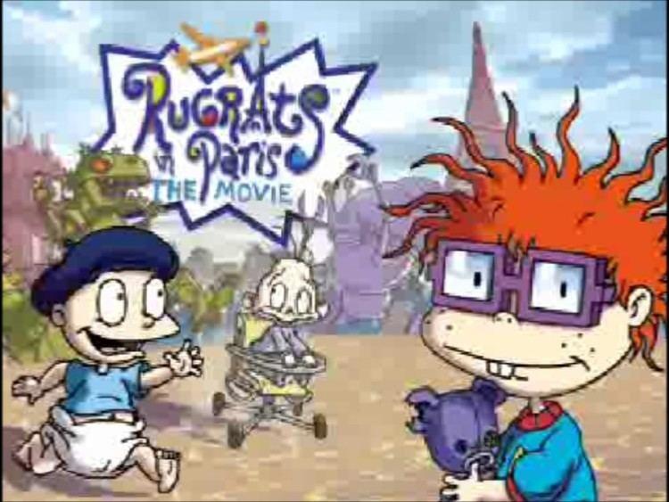Rugrats in Paris: The Movie Rugrats In Paris The Movie U ISO PSX ISOs Emuparadise