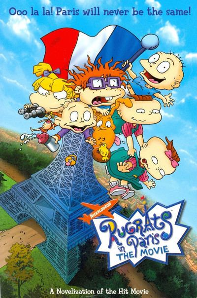 Rugrats in Paris: The Movie Rugrats In Paris Movie Review 2000 Roger Ebert