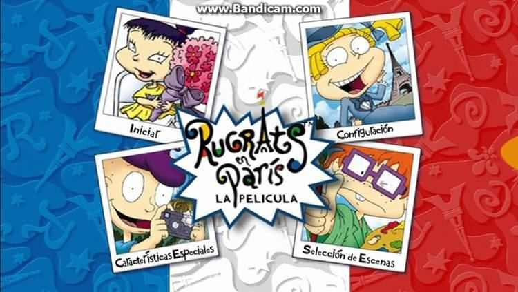 Rugrats in Paris: The Movie Opening to Rugrats in Paris 20002001 Latin America dvd YouTube