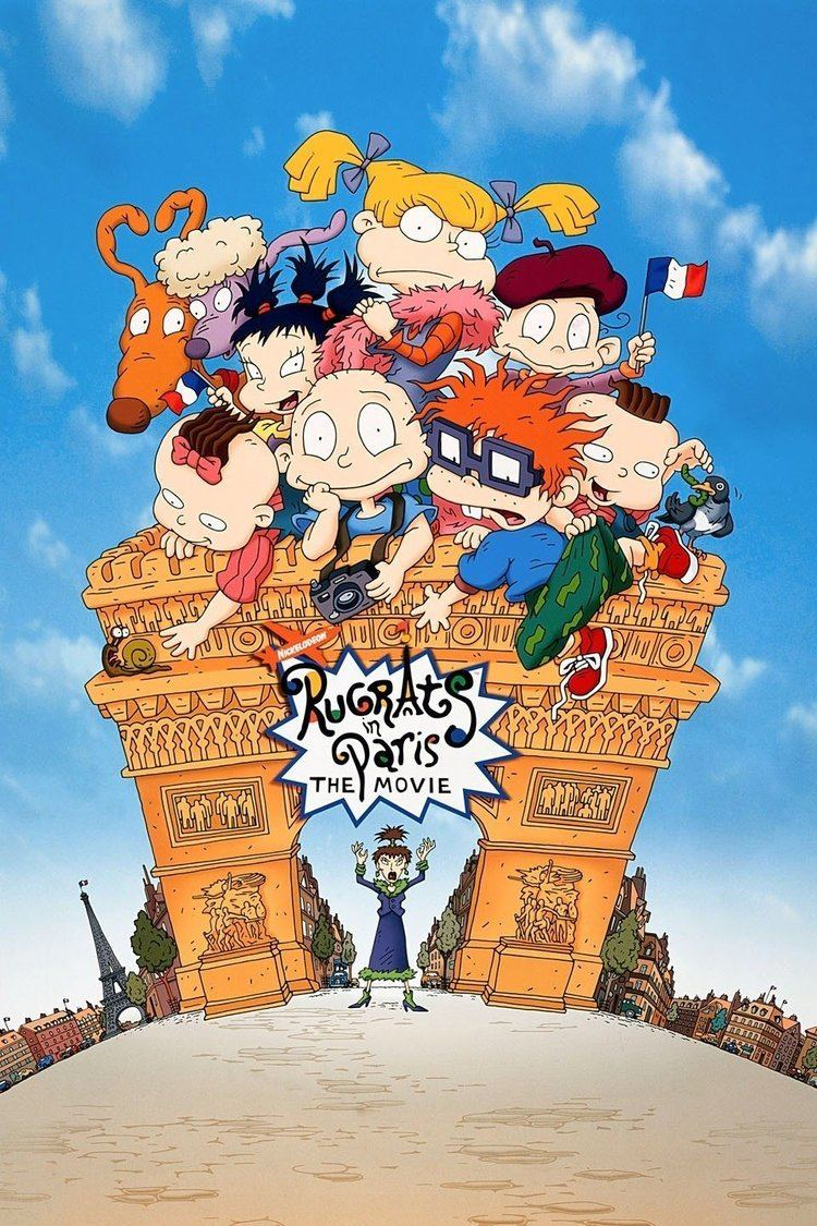 Rugrats in Paris: The Movie wwwgstaticcomtvthumbmovieposters26084p26084