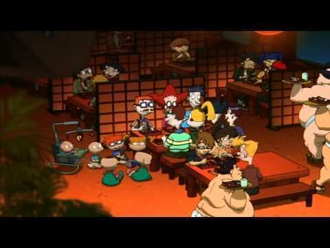 Rugrats in Paris: The Movie Rugrats in Paris The Movie Trailer YouTube