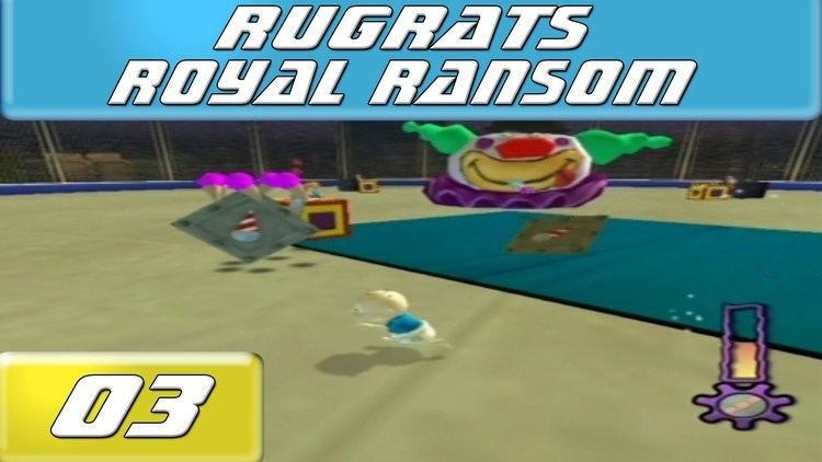 Rugrats: Royal Ransom Rugrats Royal Ransom Episode 3 Cold Calamity YouTube