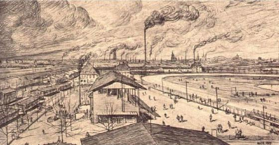 Ruhleben internment camp THE RUHLEBEN STORY