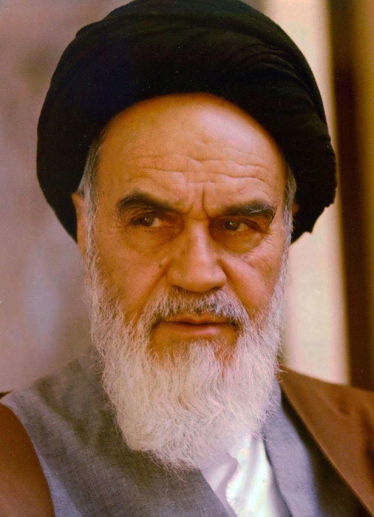 Ruhollah Khomeini Ruhollah Khomeini Wikipedia