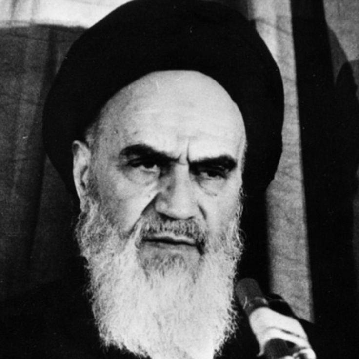 Ruhollah Khomeini Best 25 Ruhollah khomeini ideas on Pinterest Supreme leader of