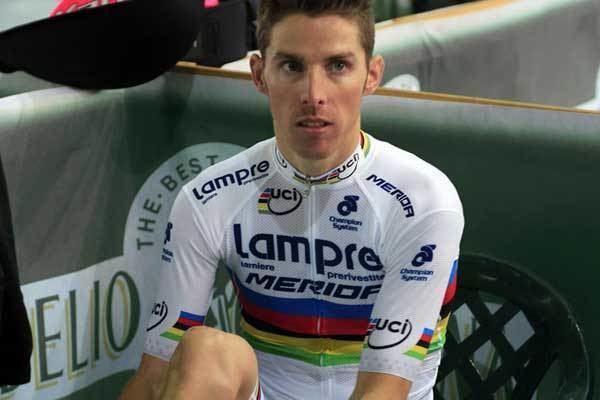 Rui Costa (cyclist) World Champion Rui Costa39s new LampreMerida kit Cycling