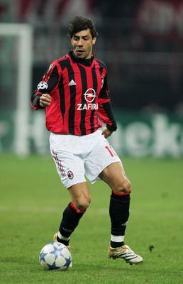 Rui Costa Rui Costa Football Soccer Pinterest Ac milan Milan and Predator
