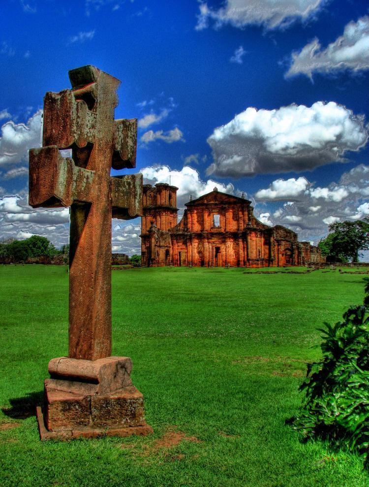 Ruins of São Miguel das Missões httpsuploadwikimediaorgwikipediacommonsaa