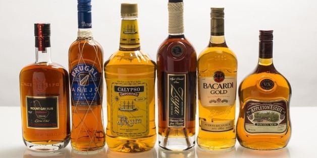 Rum Taste Test The Best Brands Of Rum For Making Rum amp Coke The