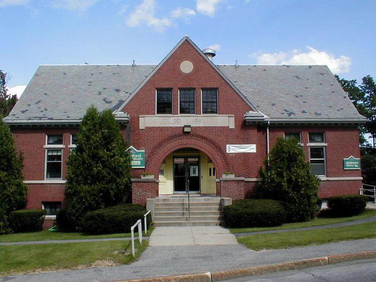 Rumford Public Library