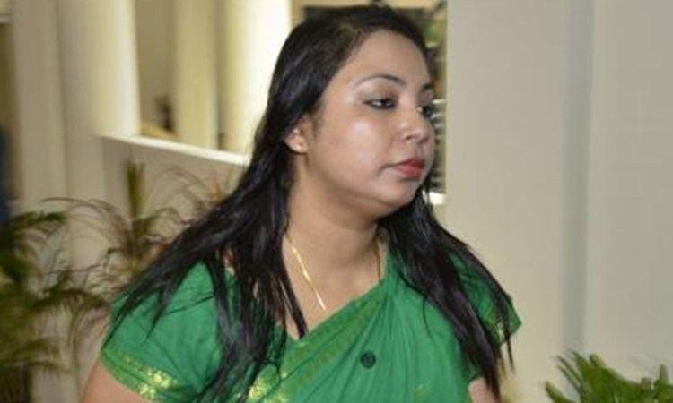 Rumi Nath Assam congress MLA Rumi Nath arrested for alleged links