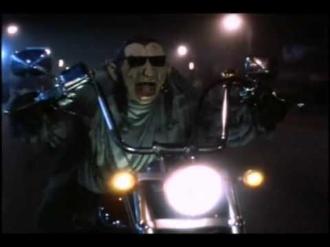 Rumpelstiltskin (1995 film) Rumpelstiltskin 1995 Bike Crash HILARIOUS YouTube