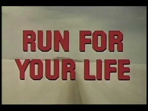 Run for Your Life (TV series) Run For Your Life TV Series Opening and closing credits YouTube