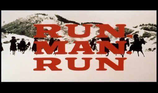 Run, Man, Run Run Man Run 1968 DVD review at Mondo Esoterica