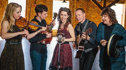 Runa (band) Exclusive Celticroots band RUNA39s new music video IrishCentralcom