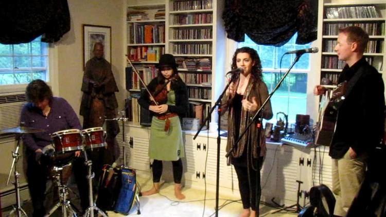 Runa (band) Runa Celtic intro Rock Band Song Lowlands of Holland MVI 2399 YouTube