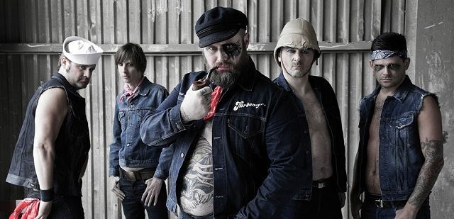 Rune Rebellion The AU interview Rune Rebellion of Turbonegro Norway