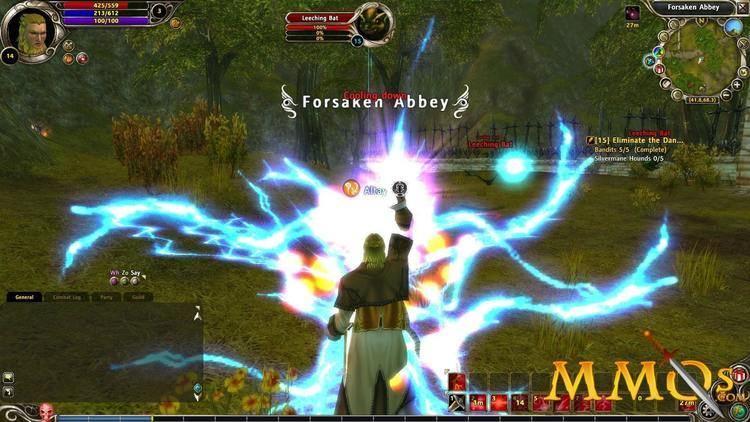 Runes of Magic Runes of Magic Game Review