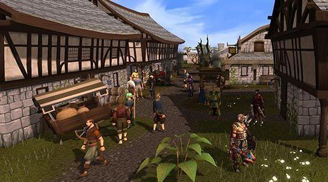 RuneScape Free Browser MMO Game What is RuneScape