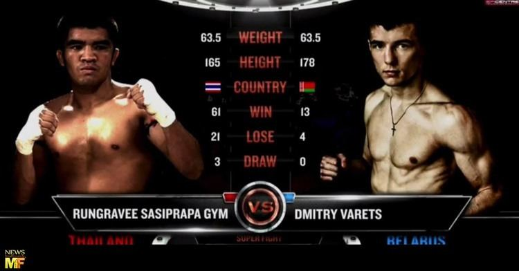Rungravee Sasiprapa Video Rungravee Sasiprapa lost by KO vs Dimitry Varets