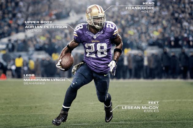 Running back Building the Perfect NFL Running Back Bleacher Report
