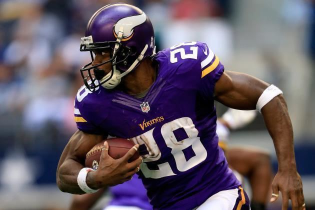 Running back What Adrian Peterson Must Do to Cement Legacy as Best Running Back