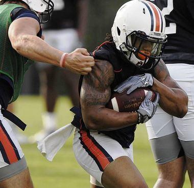 Running back Finally depth at running back How Auburn tailbacks stack up in the