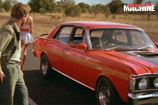 Running on Empty (1982 film) RUNNING ON EMPTY 1982 RIPPER CAR MOVIES Street Machine