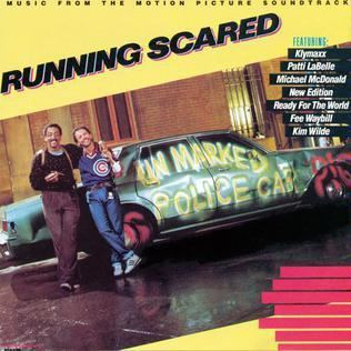 Running Scared (1972 film) movie poster