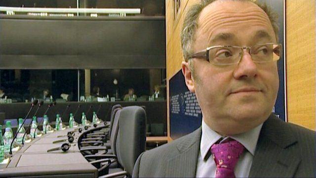 Rupert Matthews (politician) UFO book author Rupert Matthews in line to be MEP BBC News