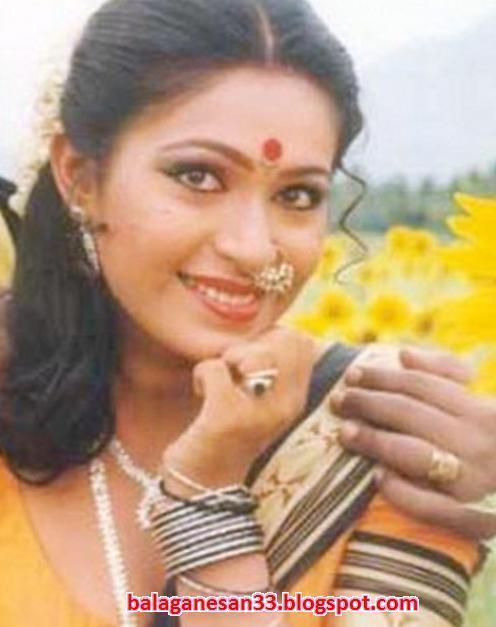 Rupini (actress) Rupini PROFILE BALAGANESAN33