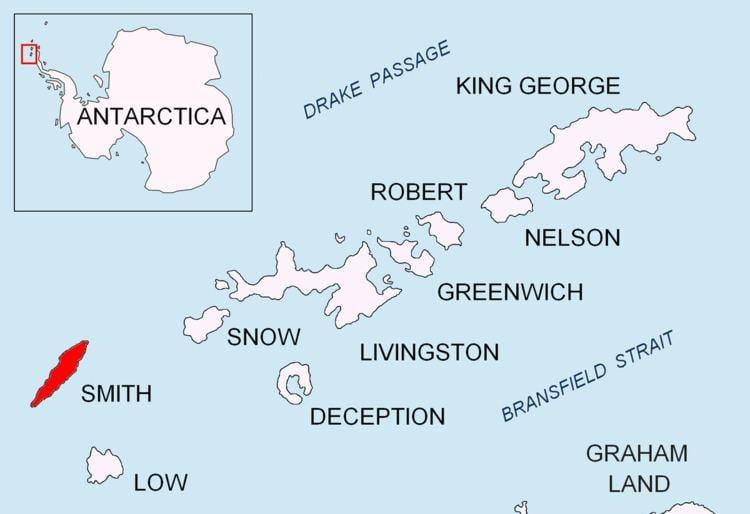 Rupite Glacier