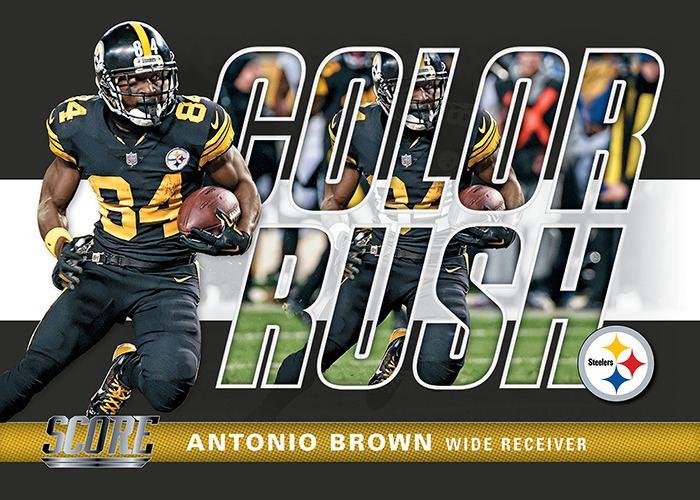Rush Brown Score Color Rush Brown Gordon