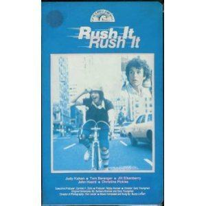 Rush It movie poster