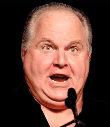 Rush Limbaugh Rush Limbaugh Fires Romney Over Global Warming