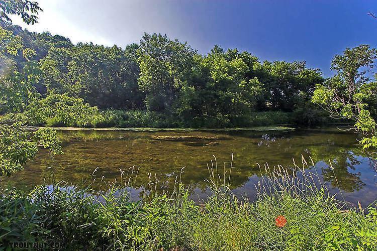 Rush River (Wisconsin) The Rush River