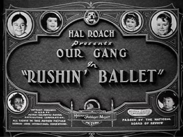 Rushin Ballet movie poster
