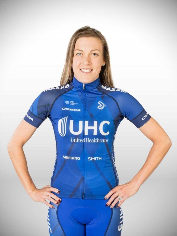 Rushlee Buchanan Rushlee Buchanan UnitedHealthcare Pro Cycling Team
