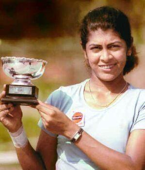 Rushmi Chakravarthi Proving her worth