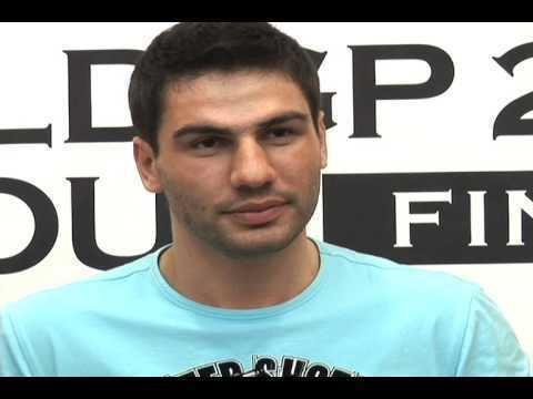 Ruslan Karaev Ruslan Karaev PreFight Interview 12 Sep242009