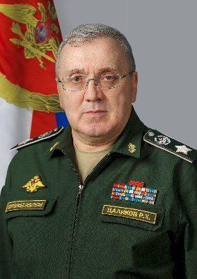 Ruslan Tsalikov Ruslan Tsalikov Ministry of Defence of the Russian Federation