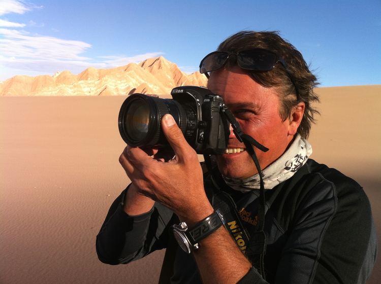 Russ Malkin Where the experts holiday Russ Malkin Adventure travel show