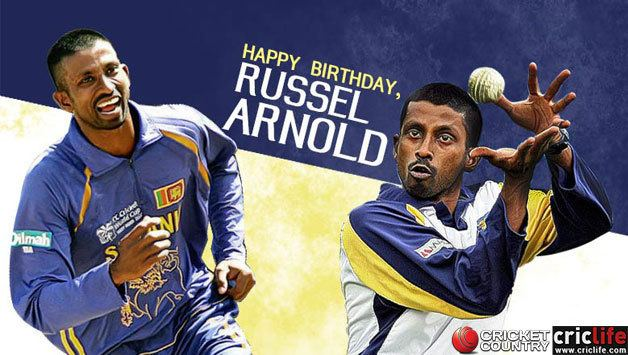 Russel Arnold 17 facts about former Sri Lankan cricketerturned