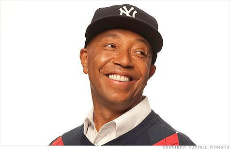 Russel Simmons Russell Simmons 39Super Rich39 author advises