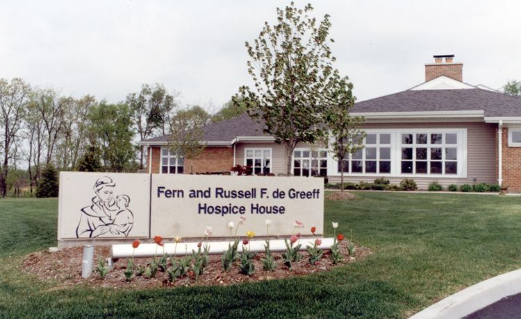 Russell and Fern de Greeff Hospice House