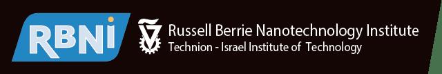 Russell Berrie Nanotechnology Institute rbnitechnionacilsitesdefaultfileslogo46png