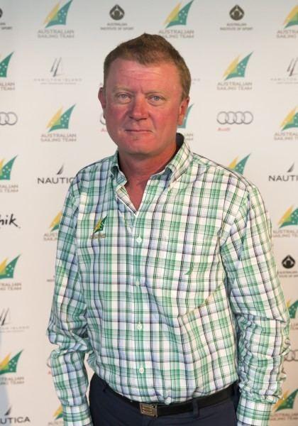 Russell Boaden Russell Boaden Australian Sailing Team