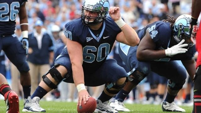 Russell Bodine Bodine To Enter 2014 NFL Draft University of North