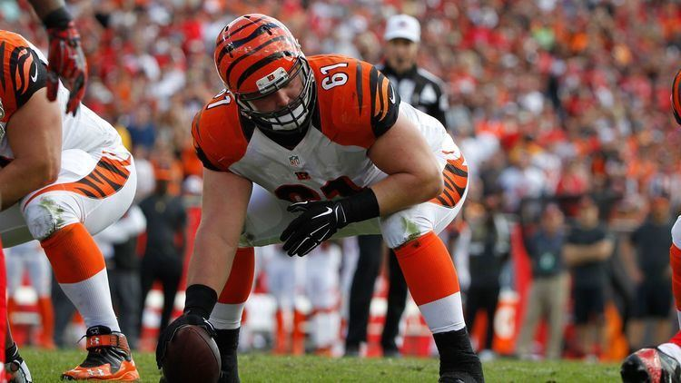 Russell Bodine Should Bengals draft a center to compete with Russell